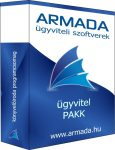Armada Ügyvitel Pakk Program